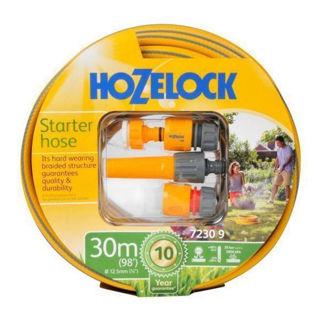 Hozelock Maxi Plus 30m Hose Starter Kit Murdock Builders Merchants