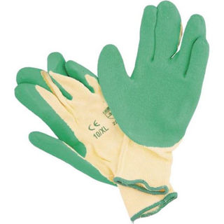 Picture of Easy Grip Latex Coated Cotton Knit Glove