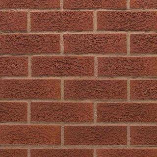 Picture of Wienerberger Peak Mixed Red Rustic Brick (Each)