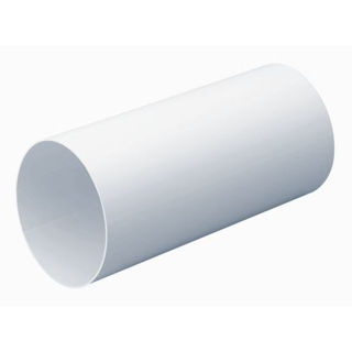 Picture of Modular Ducting EP100 Round Pipe 100mm 1.0m 1100-4