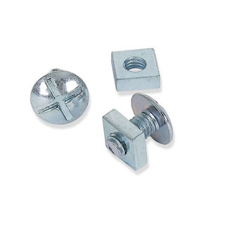 Picture of Knauf Metal Stud Nuts And Bolts (Per Pack)