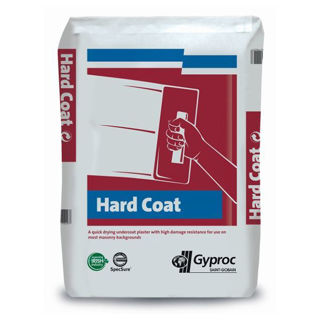 Picture of Gyproc Hard Coat Plaster 25kg