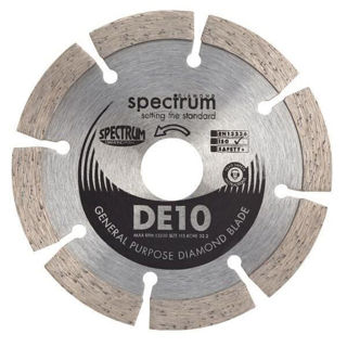 Picture of Spectrum Standard Diamond Blade General Purpose DE10