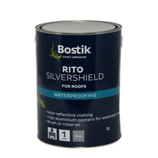 Picture of Bostik Rito Silvershield 5Ltr