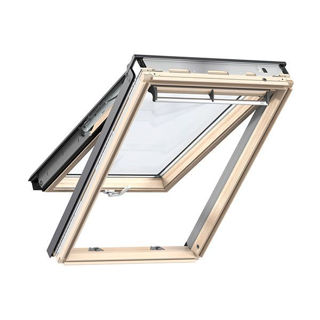 VELUX Pine Top Hung Roof Window
