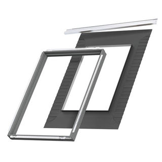 VELUX Insulation Frame and Underfelt Collar Murdock Builders Merchants