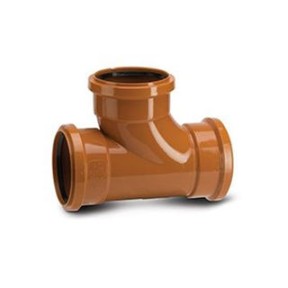 Picture of Polypipe 110mm TS Tee Branch UG423