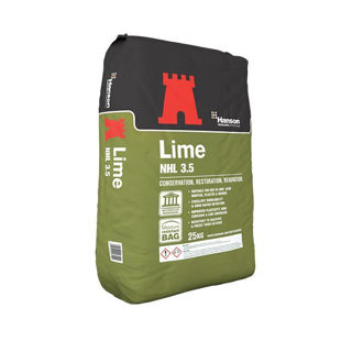 Hanson Natural Hydraulic Lime 3.5