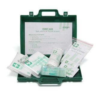 Rodo 10 Person First Aid Kit Murdock Builders Merchants