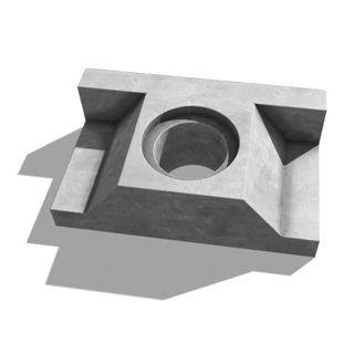 Concrete Flue Throating Unit