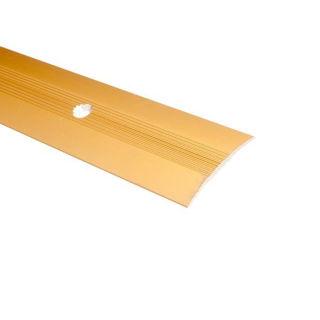Trojan Carpet Strip Flat 0.9m Gold TCM1