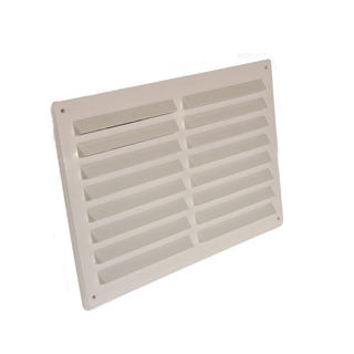 """Louvre Vent With Screen 9"""" x 6"""" BM466/F"""