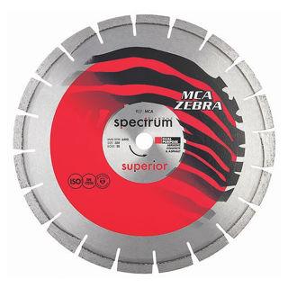 Picture of Spectrum Superior Diamond Blade Zebra MCA - Abrasive