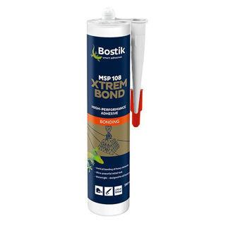 Bostik MSP108 White 290ml Murdock Builders Merchants