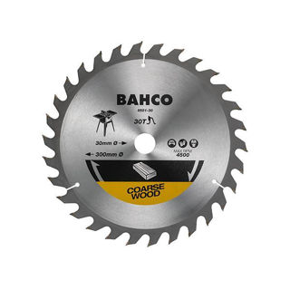 Bahco Circ Saw Blade 300mm x 30 x 30T 8501-30