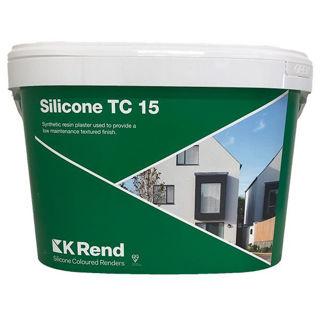 K-Rend Silicone TC15 25kg Murdock Builders Merchants
