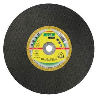 Kronenflex Stone Cutting Flat Disc C24 Extra Murdock Builders Merchants