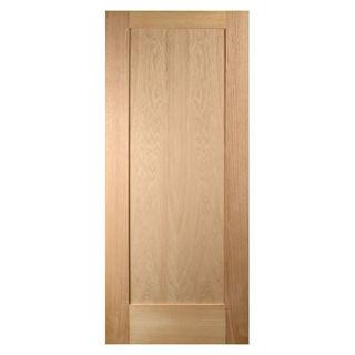 White Oak Lacquered Shaker Door 40mm