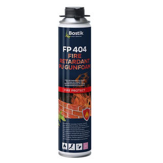 Bostik FP404 Fire Retardant PU Foam 750ml (Gun Grade)