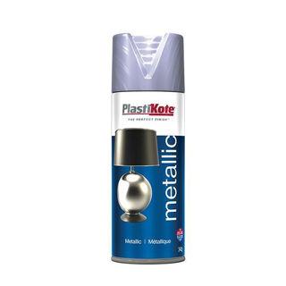 Spray Paint Mp Metallic Silver