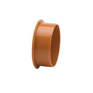 Picture of Polypipe PVC Plain Socket Plug 160mm UG620