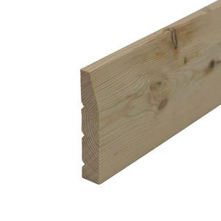 Redwood 69 x 19 Bevelled 30 x 9mm Primed