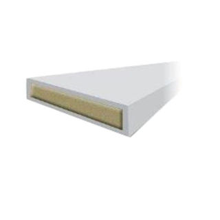 Intumescent Strip Fire Only White - 2.1m