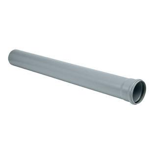 MFP 110mm Soil Pipe 3m Grey