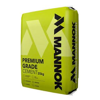 Mannok Cement 25kg