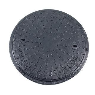 Manhole Cover 450mm x 40mm