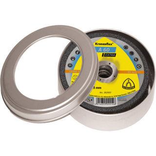 Kronenflex A60 Stainless Steel Thin Cutting Disc 115mm