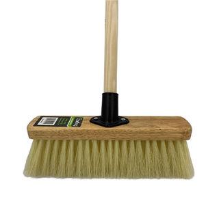 "Gardag Soft PVC Broom 11"" (Assembled)"