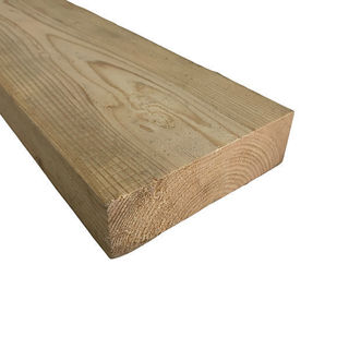 Picture of Rough Sawn 225 x 75 Carcassing Regularised C16